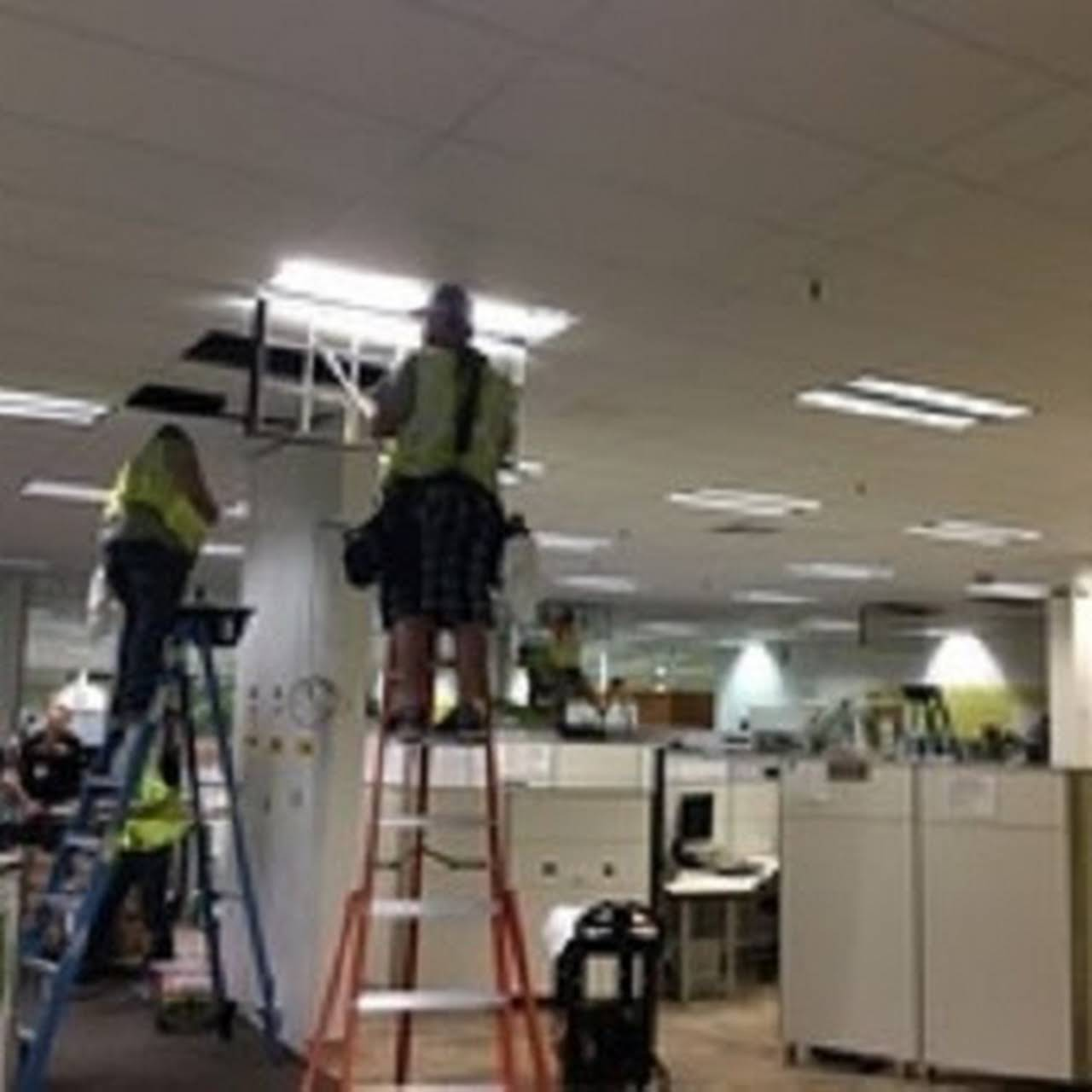 Creating a safe work environment for any office space